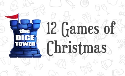 The Dice Tower's 12 Games of Christmas