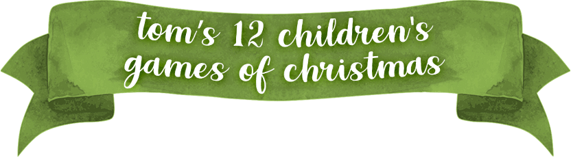 Tom's 12 Children's Games of Christmas