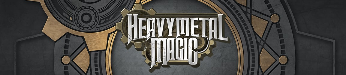 Heavy Metal Magic Dice