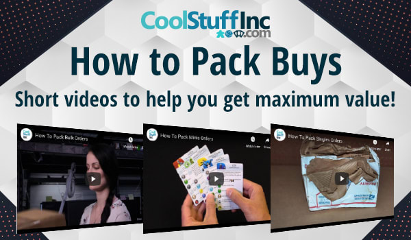 How to Pack Buys