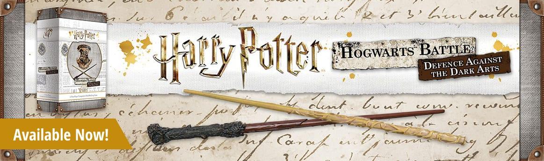 Harry Potter: Defense Against the Dark Arts