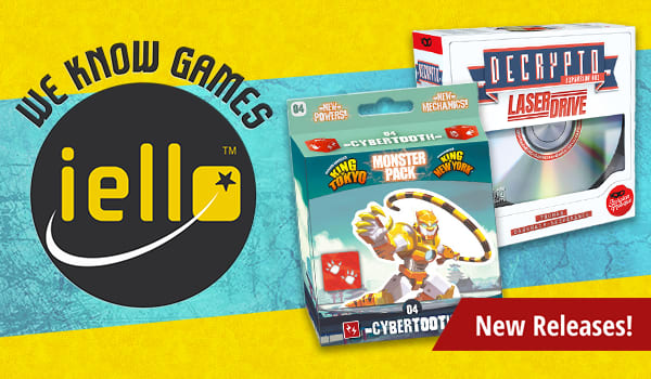 IELLO Games new releases available now