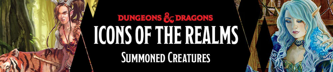 Dungeons & Dragons - Icons of the Realms: Summoned Creatures