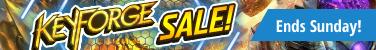 Keyforge Sale