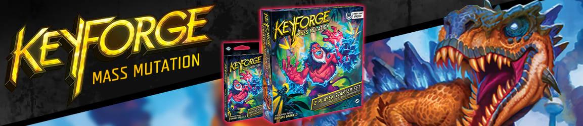 KeyForge - Mass Mutation