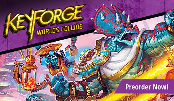 Keyforge - Worlds Collide