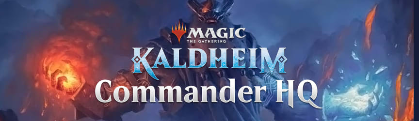Kaldheim Commander HQ - Decklists and Strategy for all of Kaldheim's Legendary Creatures!