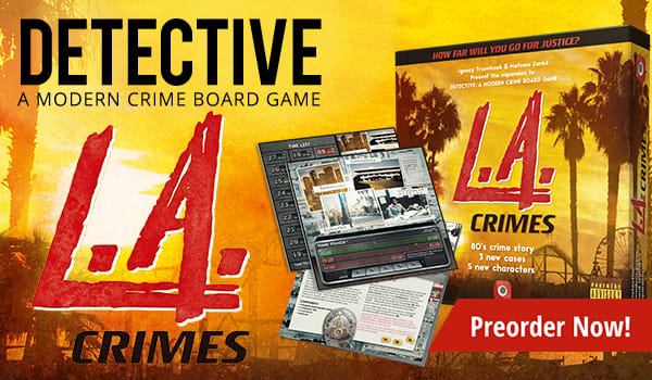 Detective: L.A. Crimes Expansion