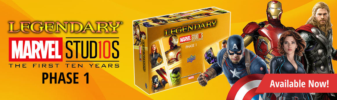 Legendary Marvel Deckbuilding Game (10th Anniversary Edition)