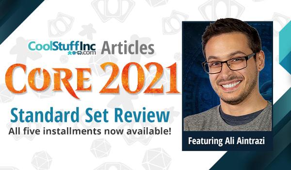 Core 2021 Standard Set Review with Ali Aintrazi