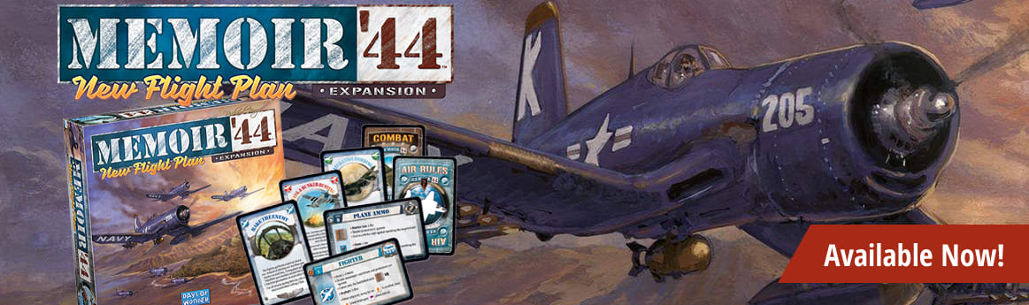 Memoir 44: New Flight Plan