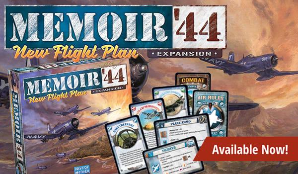 Memoir 44: New Flight Plan