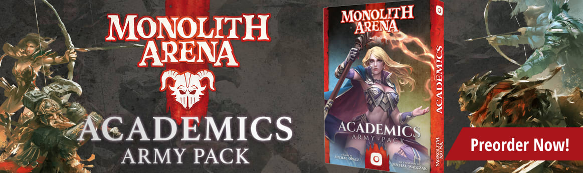 Monolith Arena Academics Expansion