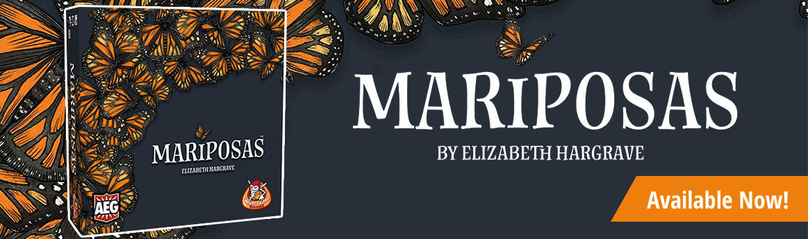 Mariposas available now!