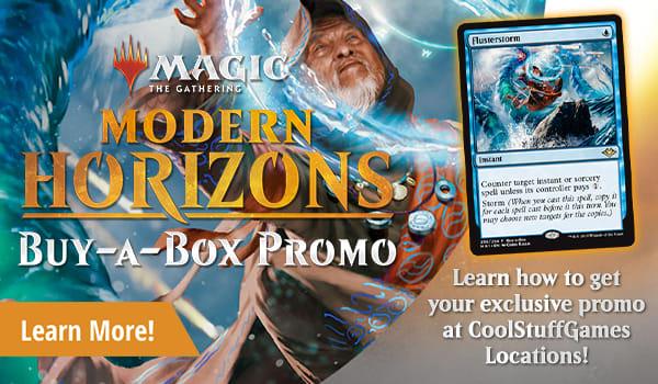 Cool Stuff Games Modern Horizons Buy-a-Box Promo