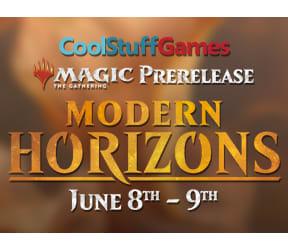 CoolStuffGames Prerelease - Modern Horizons