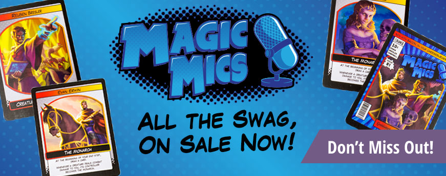 Magic Mics Merchandise