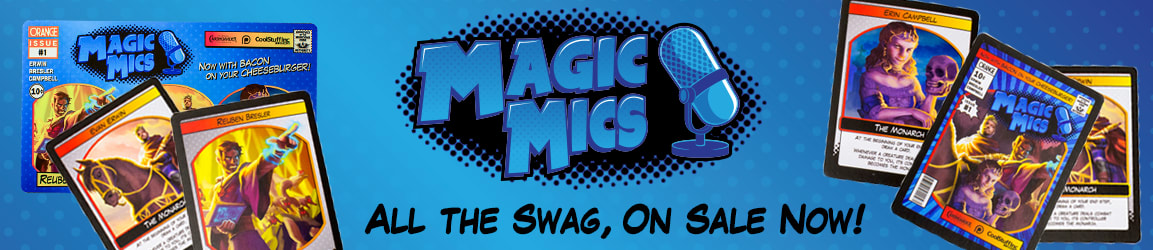 Magic Mics - Merch