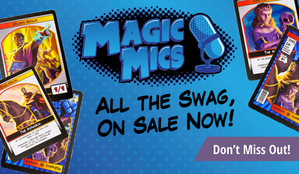 Magic Mics Merchandise