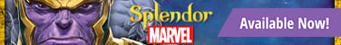 Marvel Splendor available now!