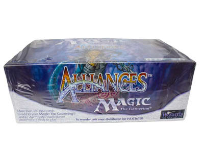 Alliances Booster Box