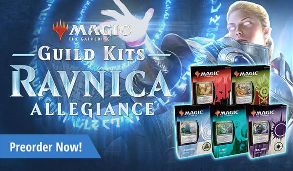 Ravnica Allegiance Guild Kits