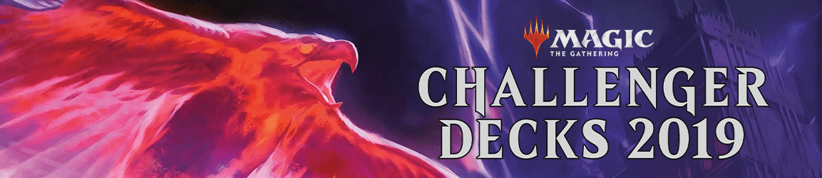 Magic: The Gathering - Challenger Deck 2019