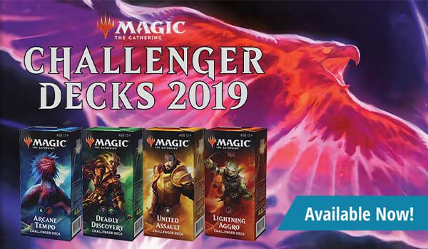 Challenger Decks 2019