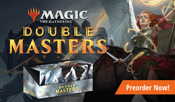 Preorder Double Masters today!