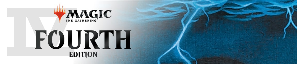 Magic: The Gathering - Fourth Edition