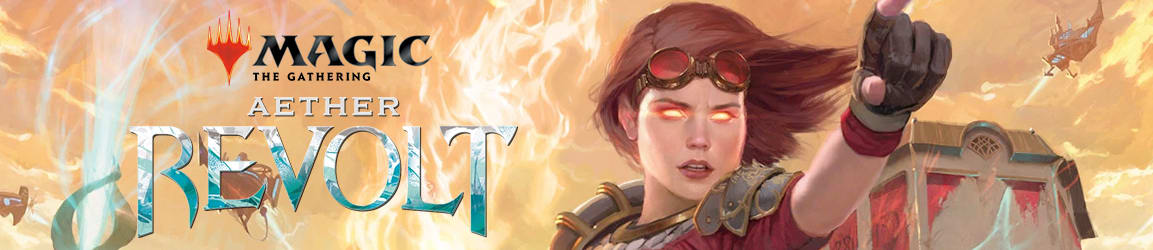 Magic: The Gathering - Aether Revolt
