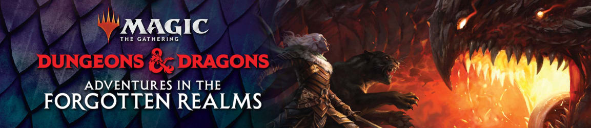 Magic: The Gathering - D&D: Adventures in the Forgotten Realms