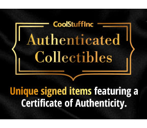 Authenticated Collectibles