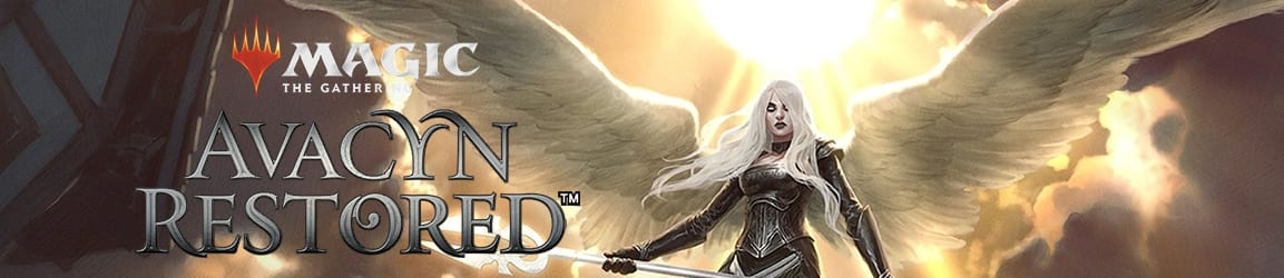 Magic: The Gathering - Avacyn Restored