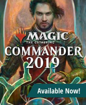 Commander 2019