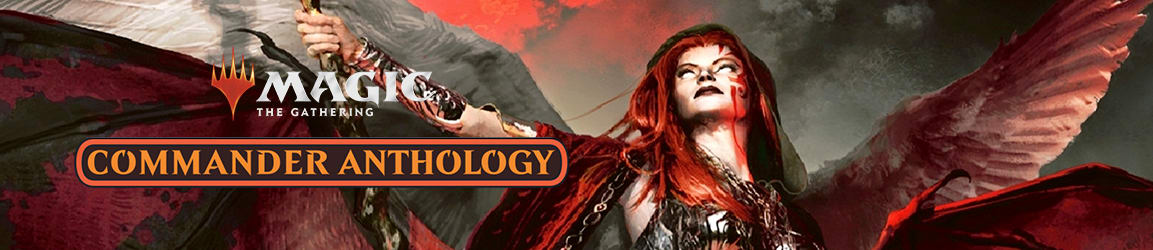 Magic: The Gathering - Commander Anthology