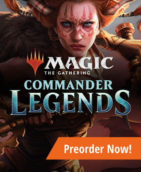 Preorder Commander Legends today!
