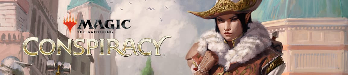 Magic: The Gathering - Conspiracy