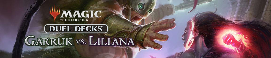 Magic: The Gathering - Duel Decks: Garruk Vs. Liliana