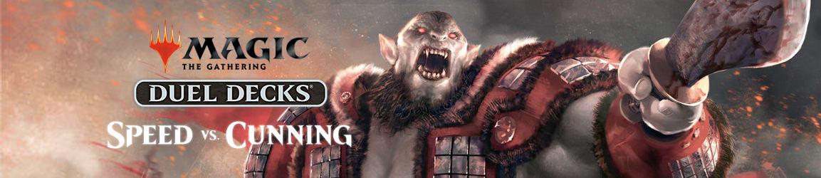 Magic: The Gathering - Duel Decks: Speed Vs. Cunning