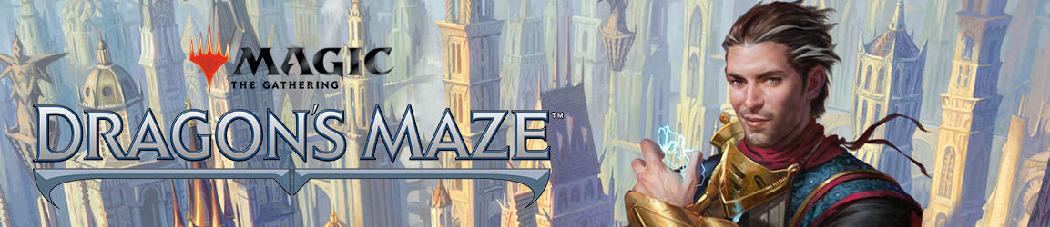 Magic: The Gathering - Dragon's Maze
