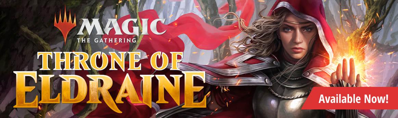 Magic: The Gathering - Throne of Eldraine