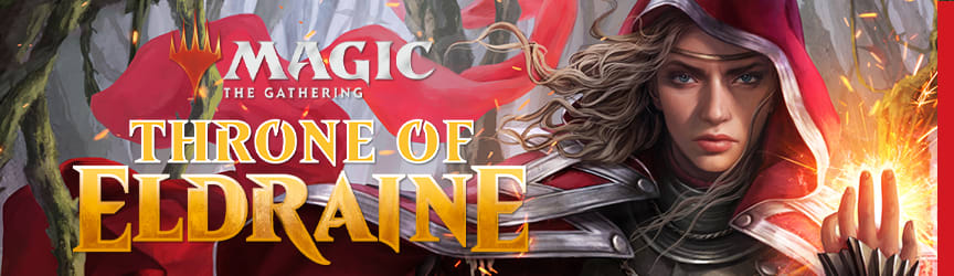 Magic: The Gathering - Throne of Eldraine