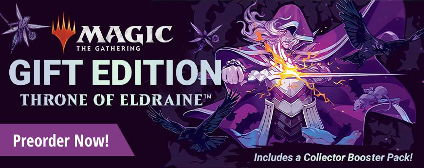 Gift Edition Throne of Eldraine