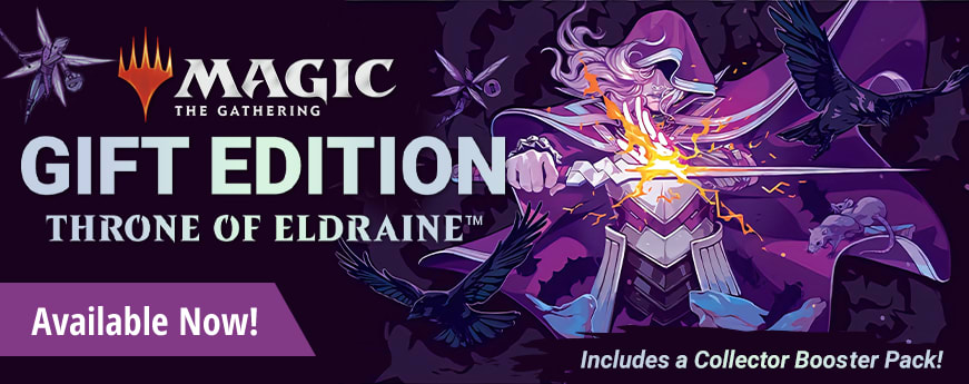 Gift Edition: Throne of Eldraine available now