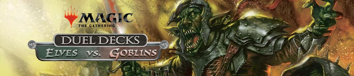 Magic: The Gathering - Duel Decks: Elves Vs. Goblins