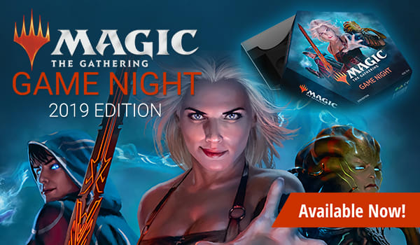 Game Night 2019 available now