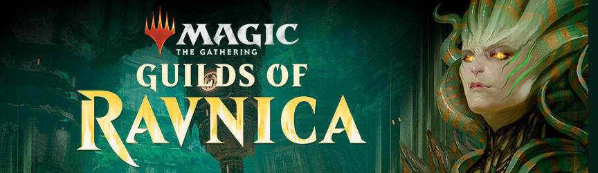 Magic: The Gathering - Guilds of Ravnica