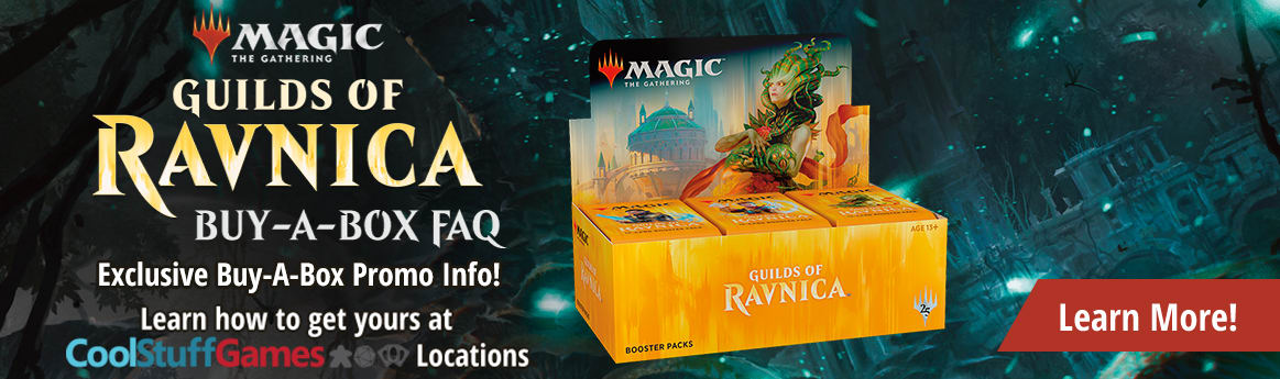 Guilds of Ravnica Buy-a-Box Promotion