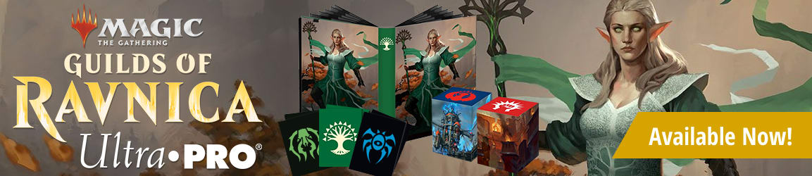 Magic: The Gathering - Guilds of Ravnica Supplies